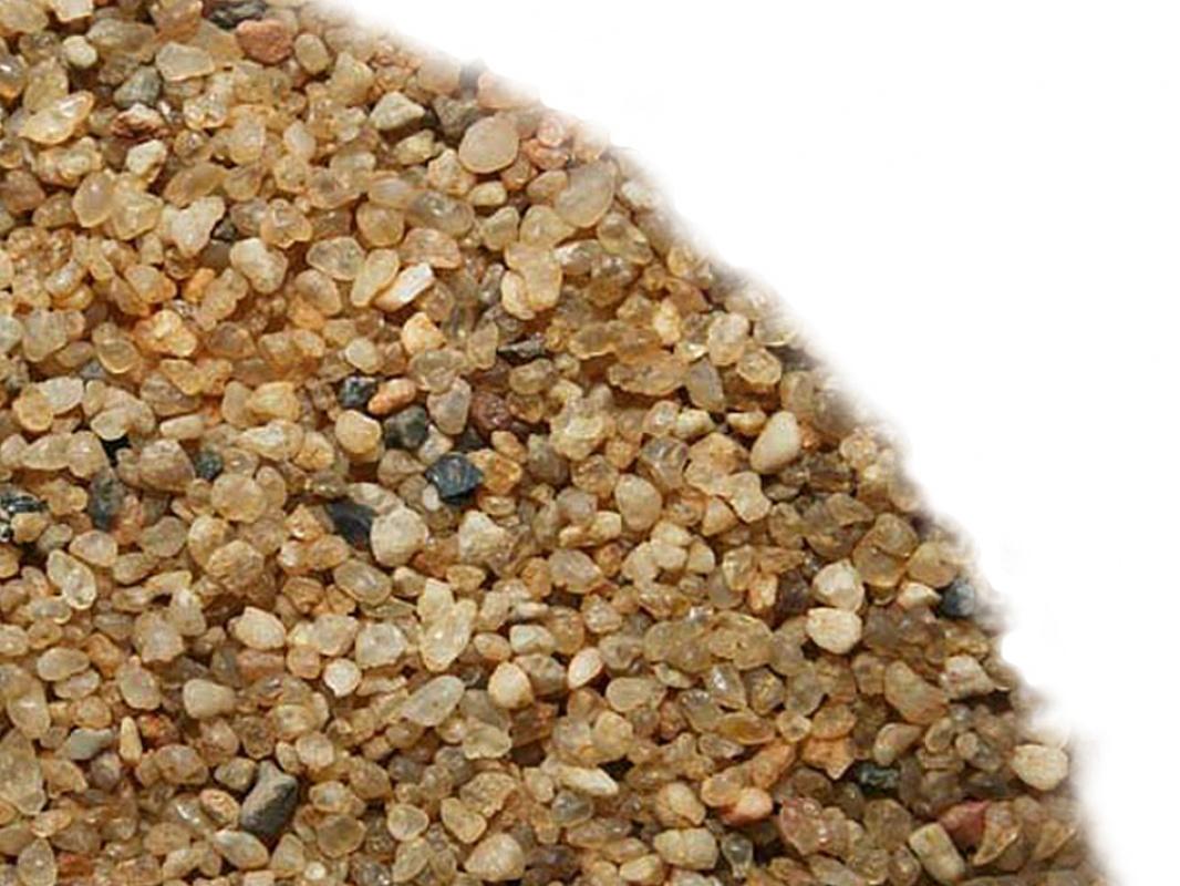 Гравий кварцевый, фр.2-5мм (25кг)
