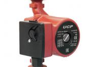 Насос циркуляционный UCP 25-40-180 - 0,07 кВт (однофазный, PN10, Hmax 4 м, Qmax 20 м³/ч)