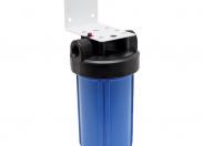 """Фильтр синий Waterstry SL 1/2""""-10"""" (0,6-8,8 бар, картридж PP 10 мкм, кронштейн, ключ) (NW-BR10F2-1/2"""")"""