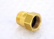 """Клапан обратный компактный Uni-Fitt НВ 1/2"""" х 1/2"""" под ключ"""