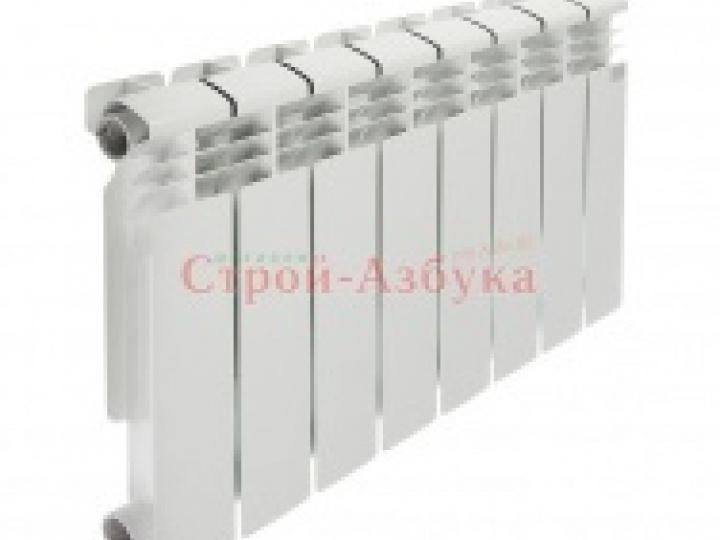 Алюминиевый радиатор КАПИТАЛ 350 8 секций