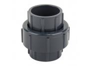 Муфта разборная ПВХ с уплотнением из EPDM 110mm