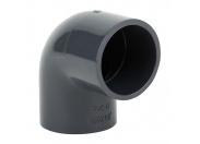 Отвод ПВХ 110mm/90°