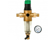 """Фильтр с редуктором давления 1/2"""" для холодной воды Millennium FRDС1212"""