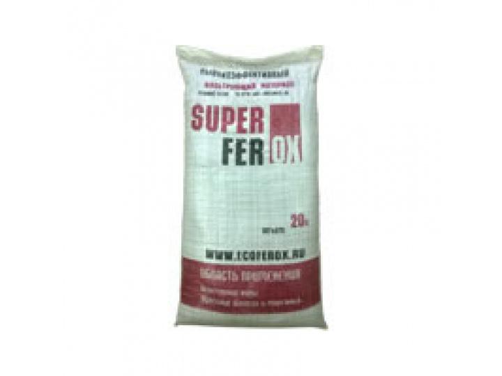 Наполнитель SuperFerox (20л, 25кг) (EF21)