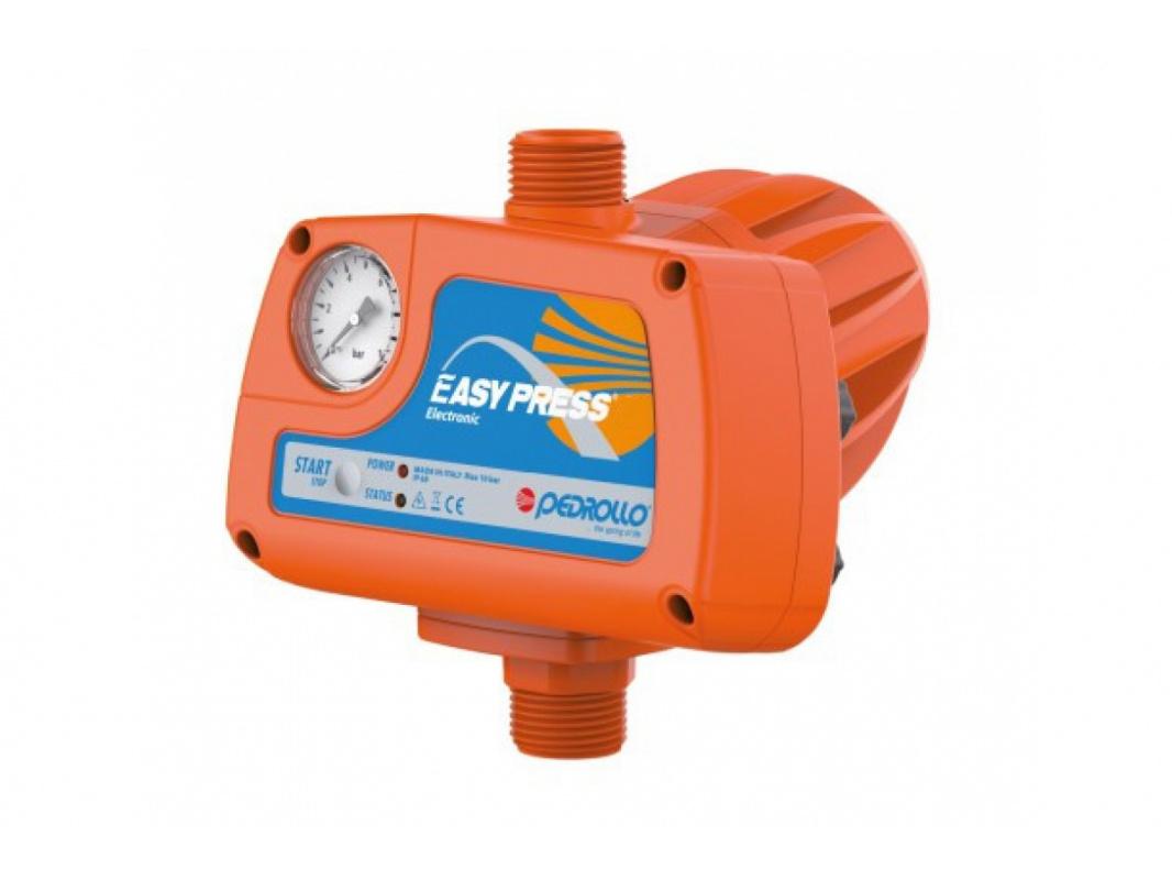 Регулятор давления EASY PRESS - 2M 2,2 Бар PEDROLLO 50066/222Р