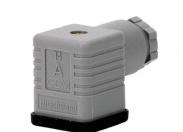 Штекер для подключения катушек ВВ Danfoss (042N0156)