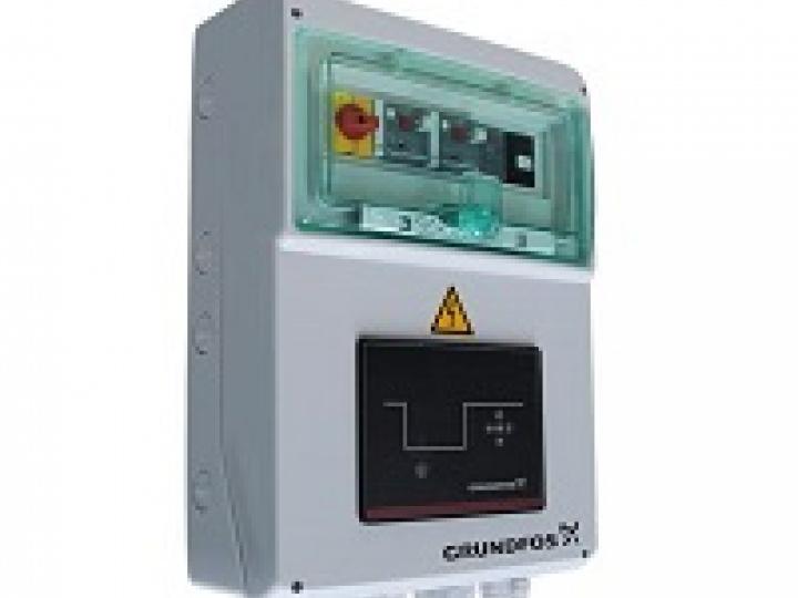 Шкаф управления Grundfos LC 241 2x1,6-2,5 DOL 3x380 PI