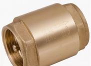 """Обратный клапан пружинный Ø1"""" внутр.р. (латунный золотник,усиленный) TIM"""