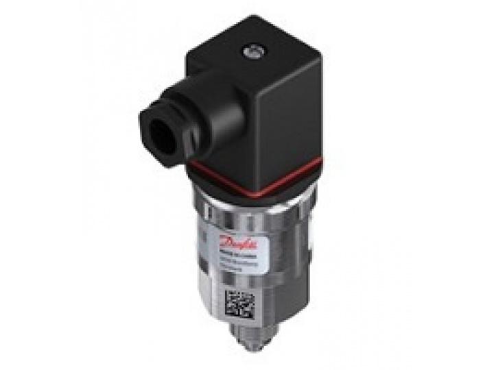 Преобразователь давления MBS 3000, 0-400 бар, относительное, G 1/4, 4-20 мА, DIN 43650-A plug Pg 9 Danfoss (060G3723)