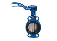 Затвор поворотный VFY-WH DN100 PN16 CI/SS/EPDM Danfoss