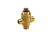 Клапан регулирующий трехходовой VZ 3 Ду 15 Kv=1,6 Danfoss