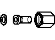 Присоединительный ниппель G 3/8 - пайка Danfoss