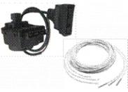 Комплект мотора 3-х ходового клапана, кабеля подключения и датчика температуры Baxi
