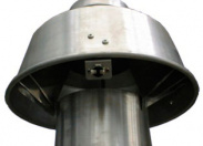Зонт вытяжной BAXI для котла Slim 1620