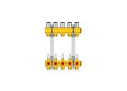 Коллекторный узел комплект Giacomini для R557R-1 1x3/4 E6