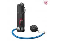 Колодезная насосная установка Grundfos SBA 3-45 AW (С поплавковым выключателем, всасывающим шлангом, фильтром)