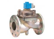 Клапан соленоидный Danfoss EV220B DN65 EPDM Kv=50, нормально-закрытый, фланцевый