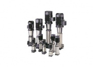 Насос вертикальный многоступенчатый Grundfos CR 15-17 A-F-A-V-HQQV 15,0kW 3x400V 50Hz